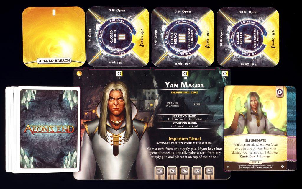 Aeon's End - Yan Magda
