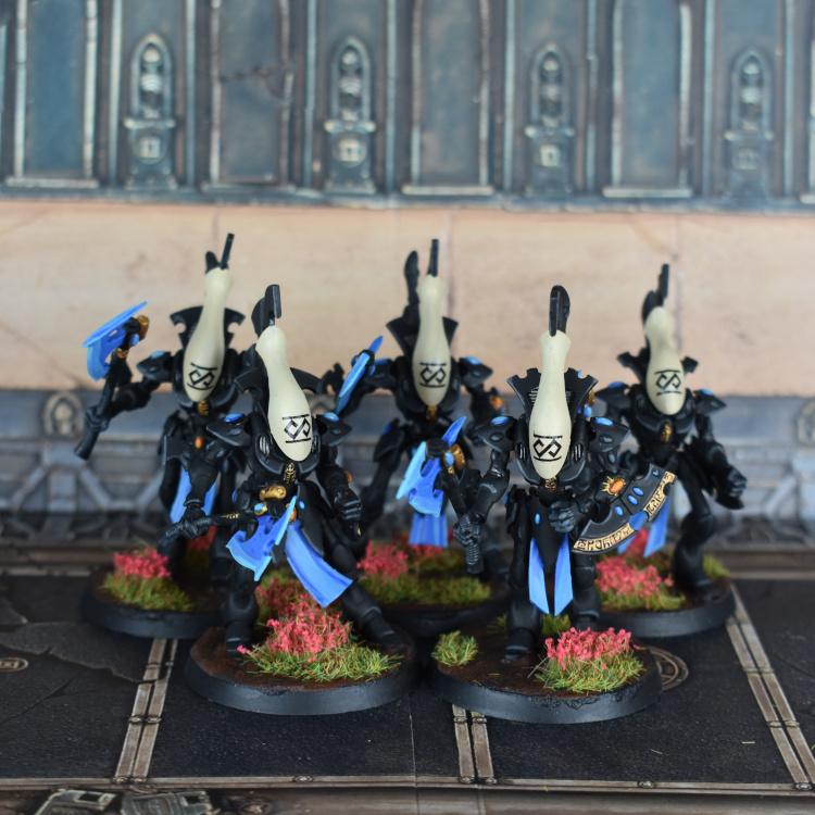 Ulthwe Wraithblades