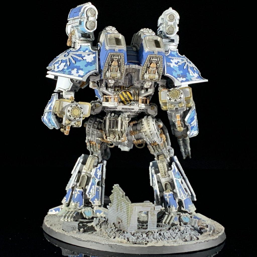 Warlord Titan. Credit: Mike Bettle-Shaffer