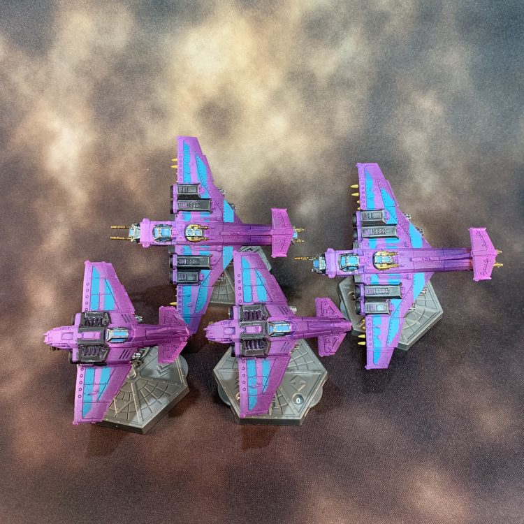 Wings of Vengeance Imperial Squad