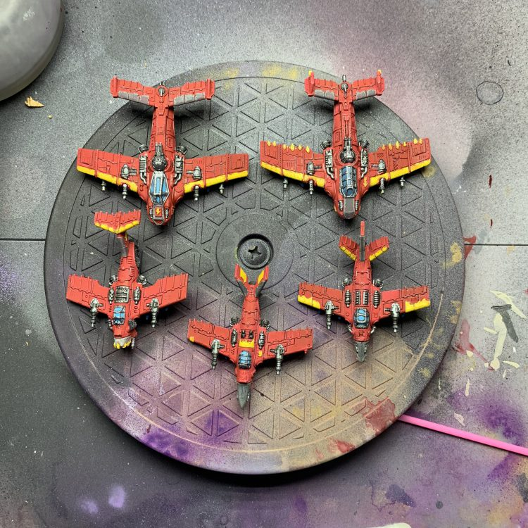 Raf's Wings of Vengeance Orks