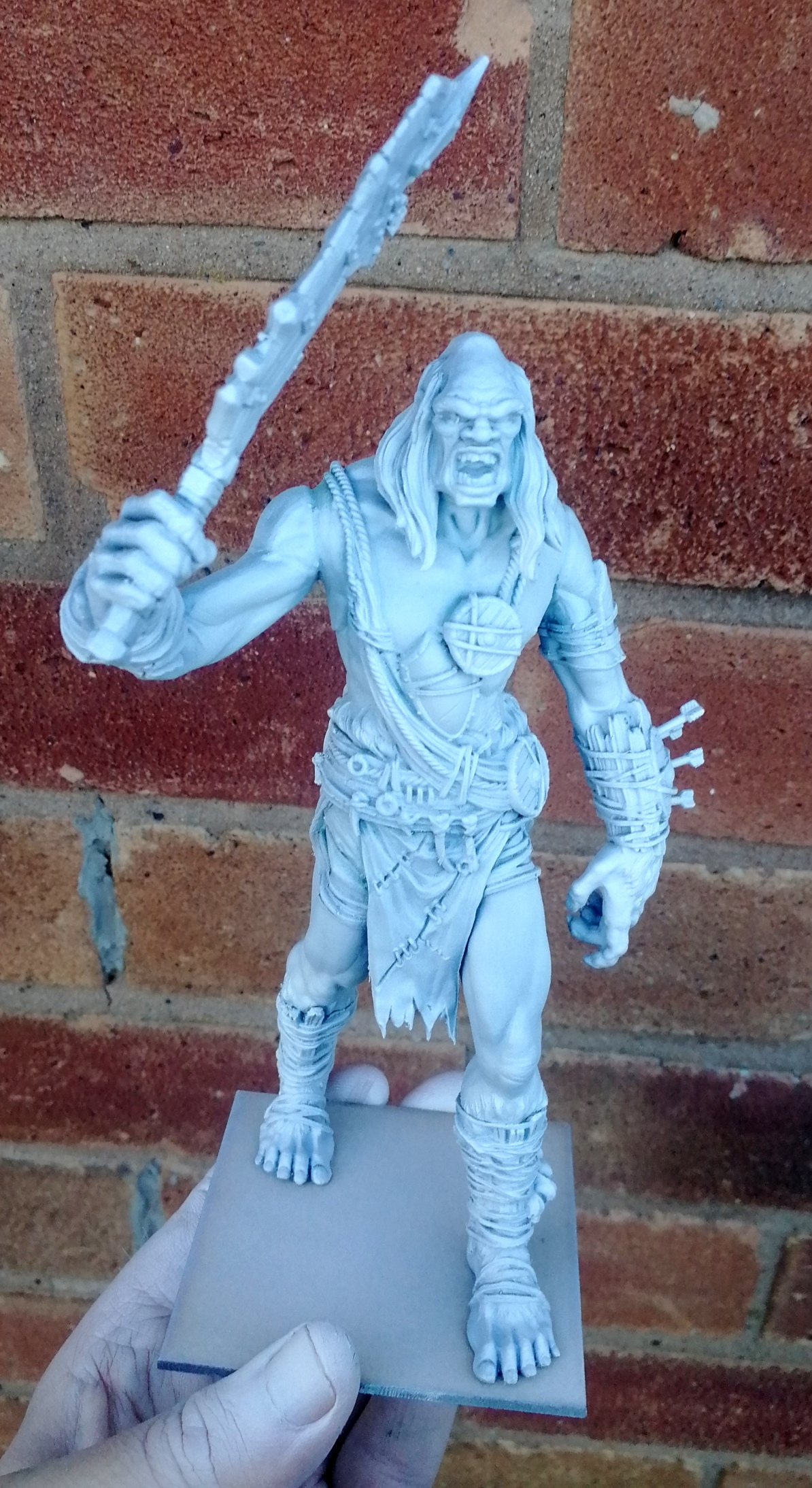 Mantic Giant (Primed)