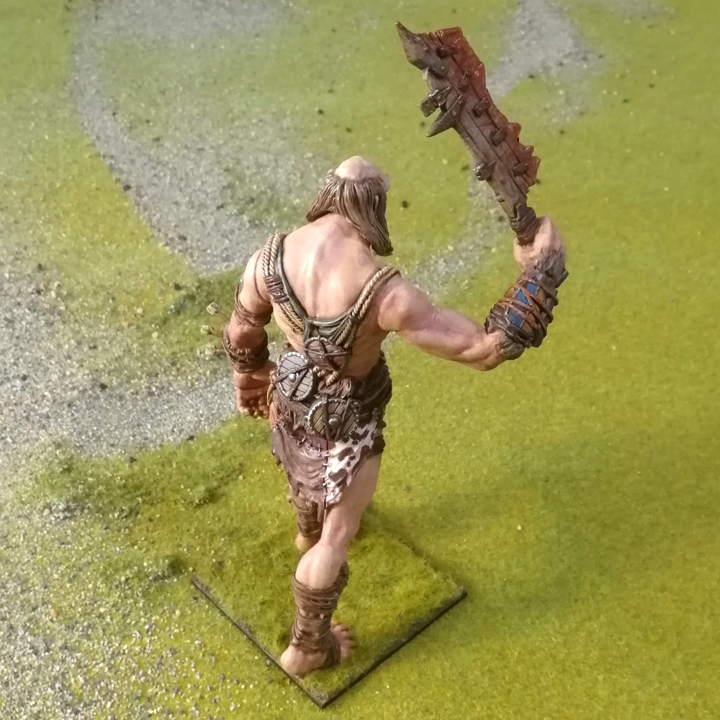 Mantic Giant Painted (Back)