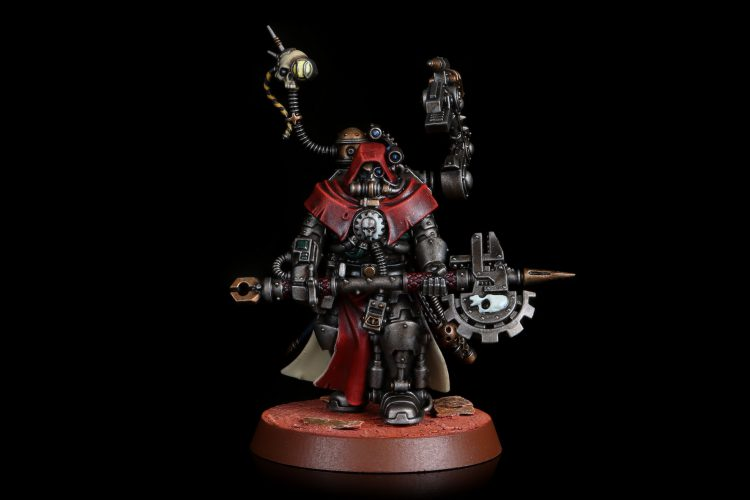 Adeptus Mechanicus - Tech-Priest Enginseer