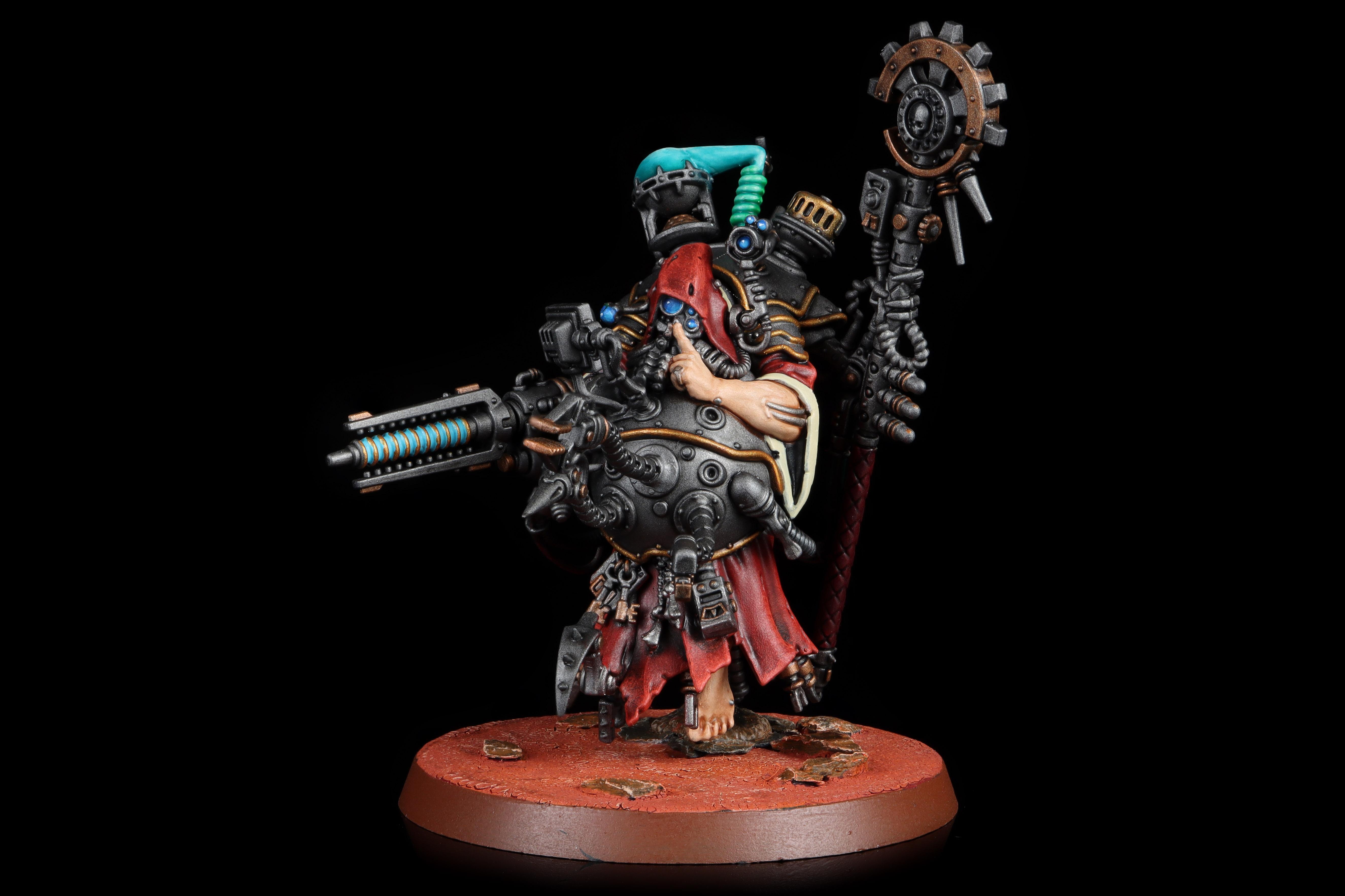 Warhammer 40000-Adeptus mechanicus-Skitarii-Cape 7