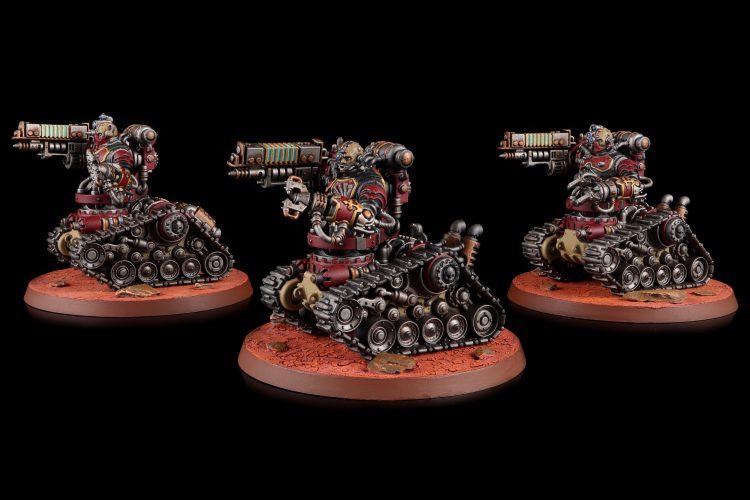 Adeptus Mechanicus - Kataphron Breachers