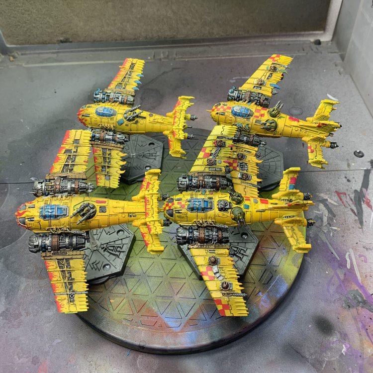 Ork Bomma Squadron