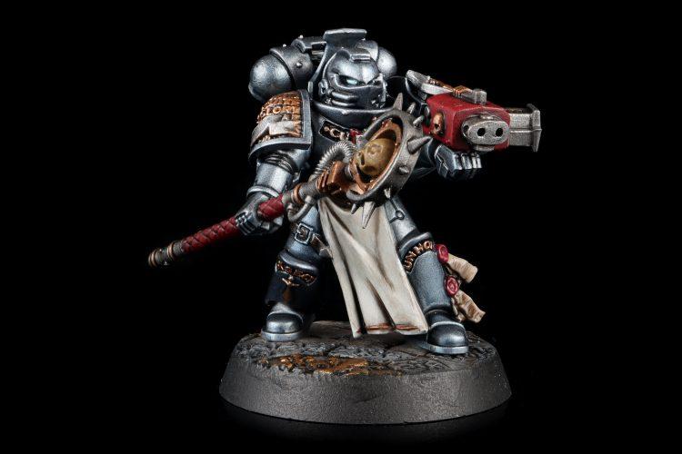 Grey Knight - Justicar