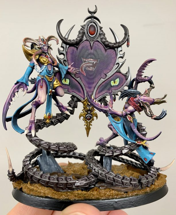 Slaanesh, Daemon