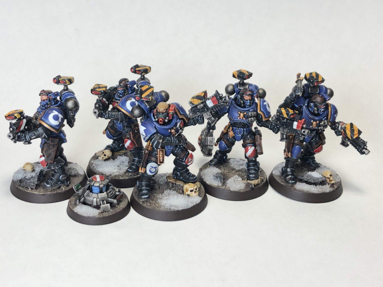 Kill Team Tactics: Space Marines / Adeptus Astartes