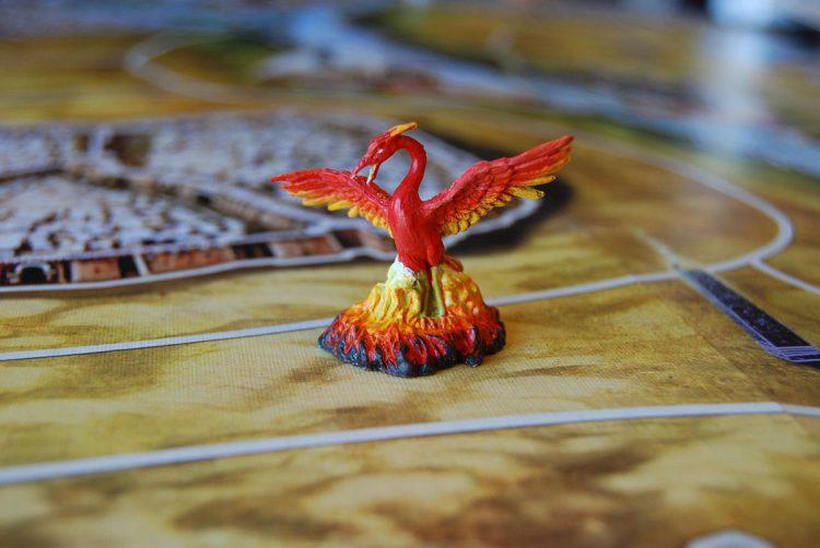 Kemet Phoenix