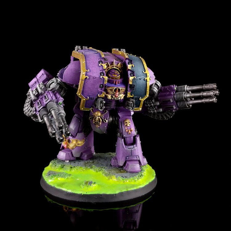 Hellforged Leviathan Dreadnought