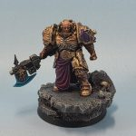 Custodes Wardens by Crab-stuffed Mushrooms