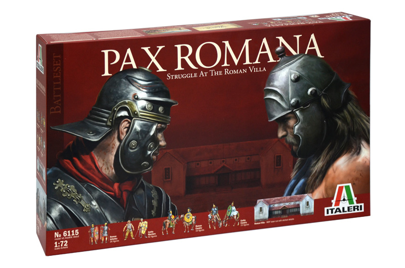 Pax Romana by Italeri
