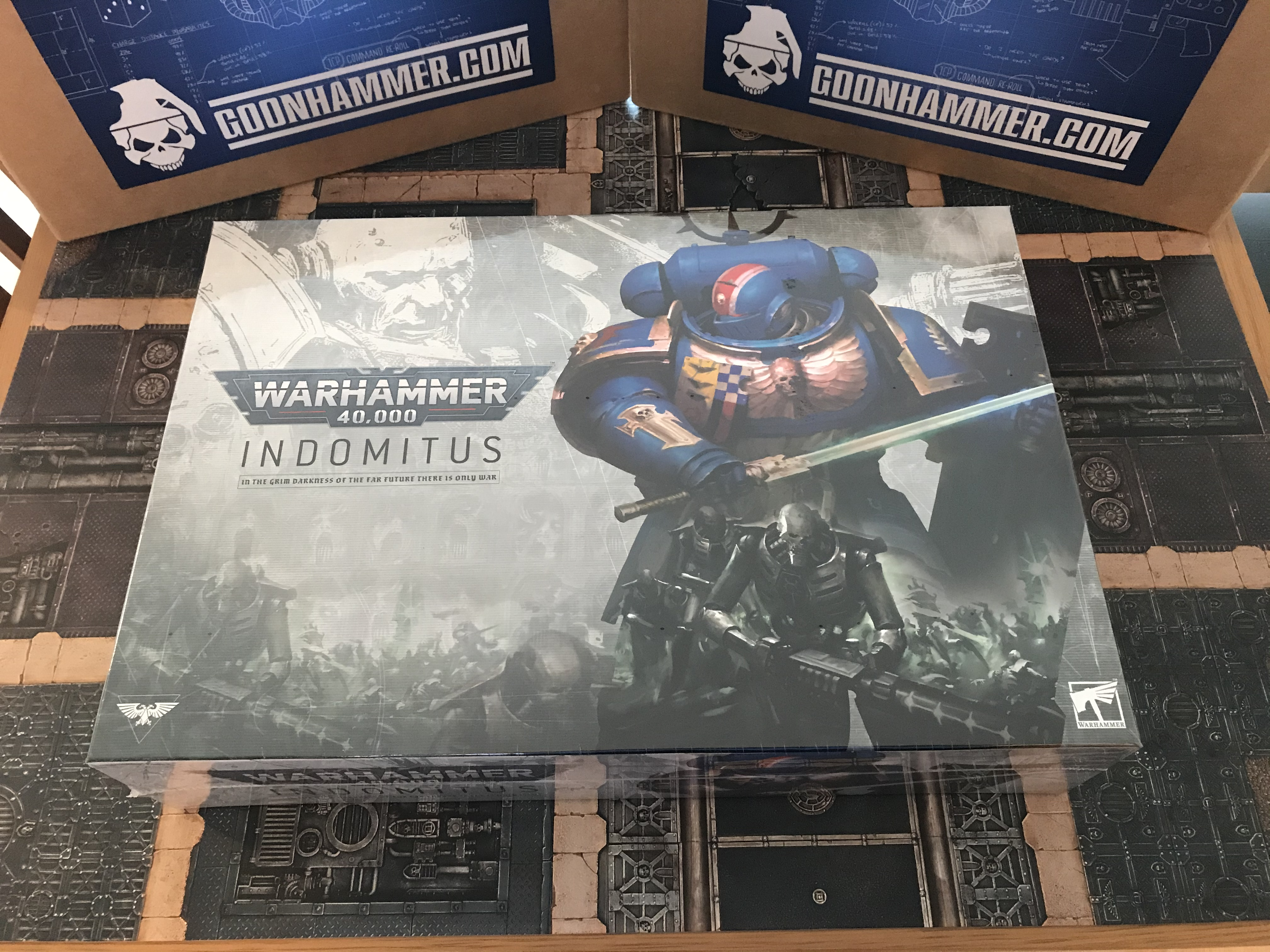 Indomitus Unboxing And Review Goonhammer