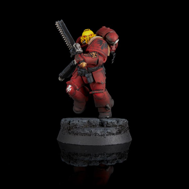 Blood Angels Assault Intercessor