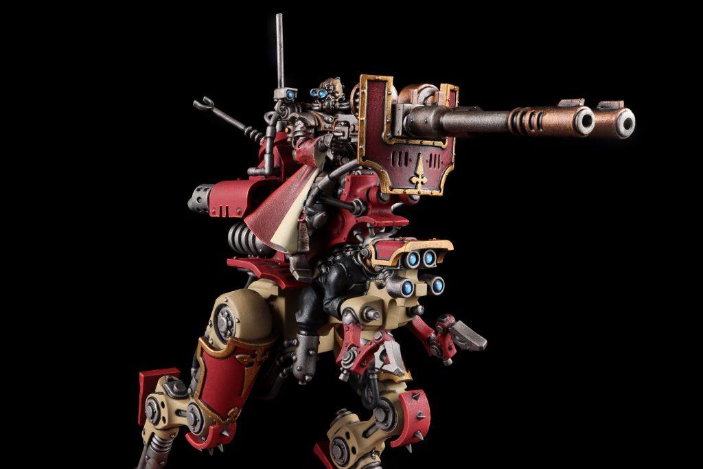 Adeptus Mechanicus - Ironstrider Ballistarii