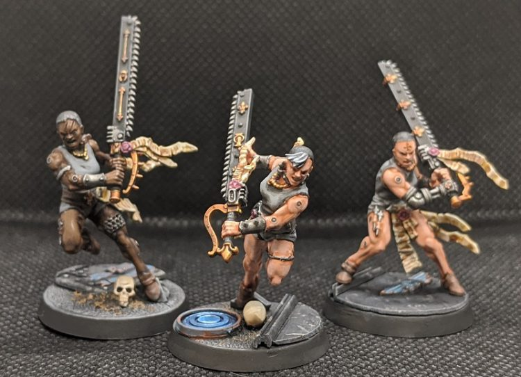 Sisters of Battle Repentia