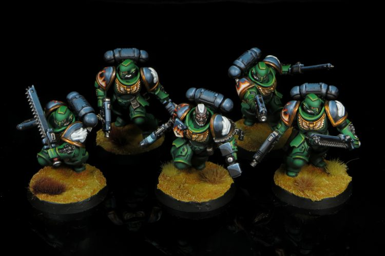 Assault Intercessors. Credit: Rockfish