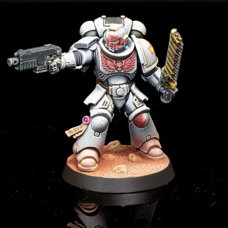 White Scars Assault Intercessor
