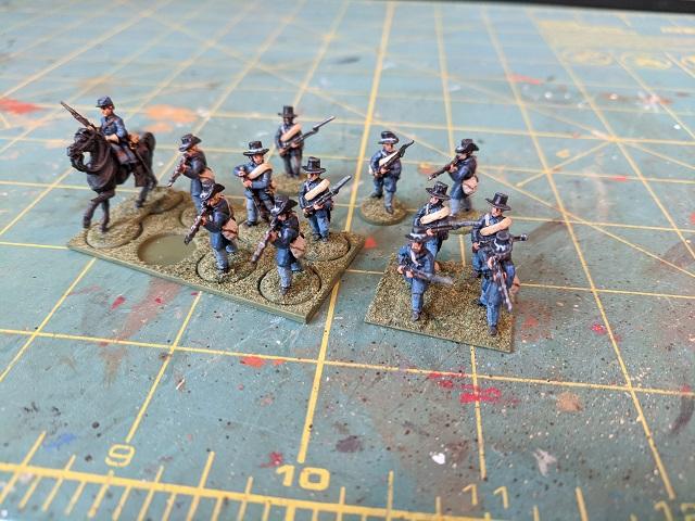 ACW Union Infantry