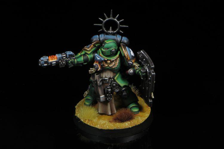 Indomitus Lieutenant. Credit: Rockfish