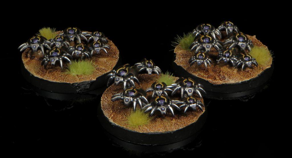 Necron Scarabs. Credit: Rockfish