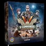 Cover Box - V-Commandos