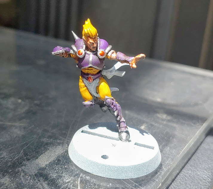 Elfheim Eagle player