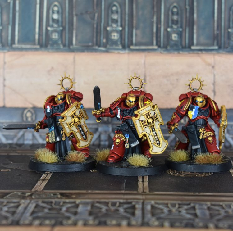 Blood Angels Bladeguard Veterans