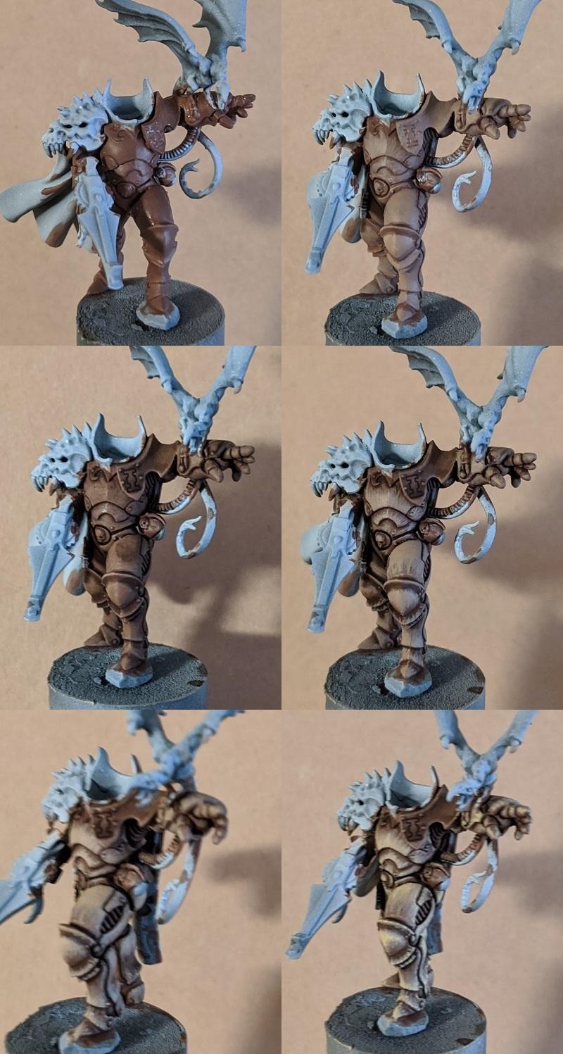 Draxus Armor