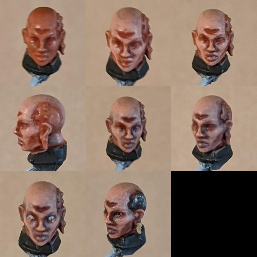 Draxus Head