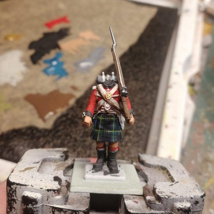 Highlander basecoats