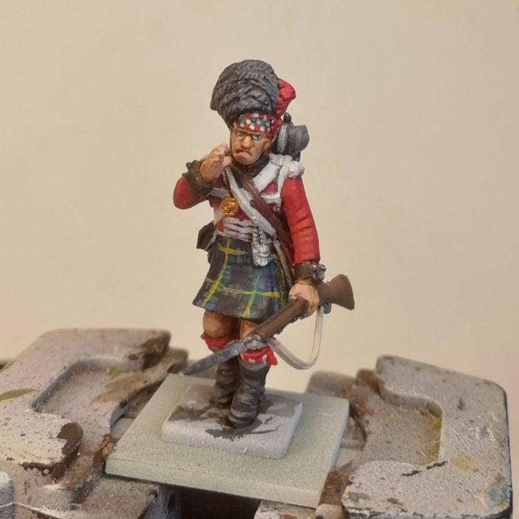 Napoleonic Highlander