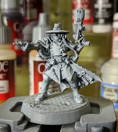 Gideon Lorr, Zenithal Primed