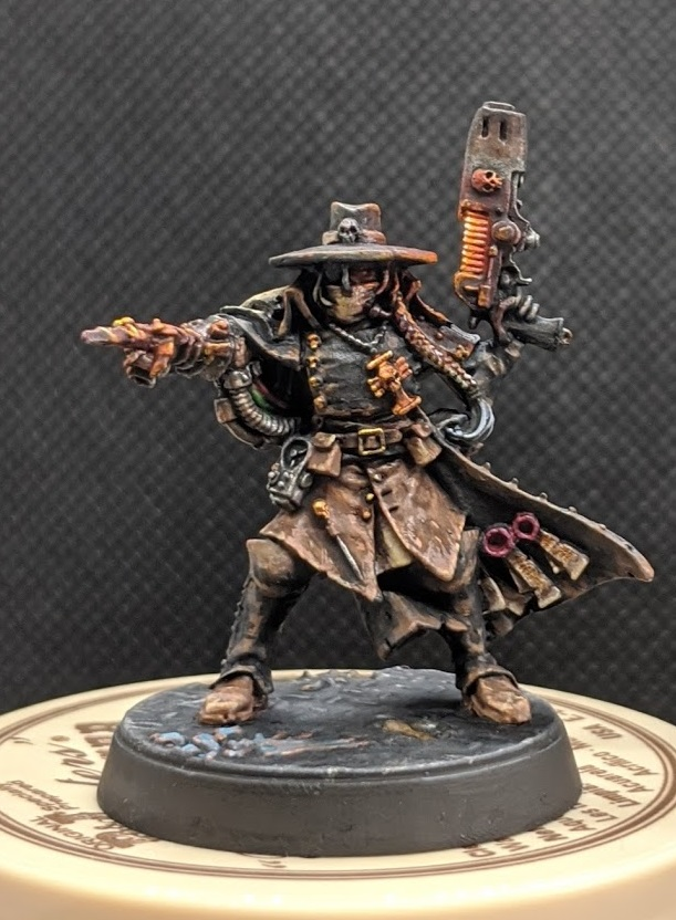 Inquisitor Lorr Final Front