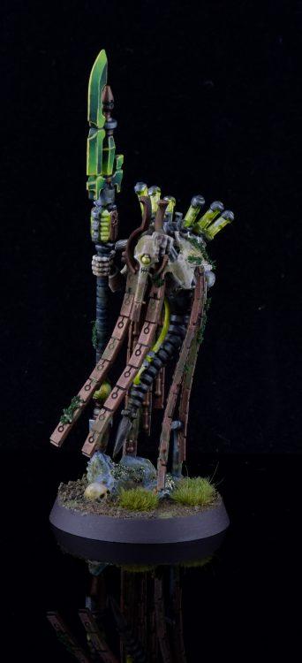 Necron Plasmancer