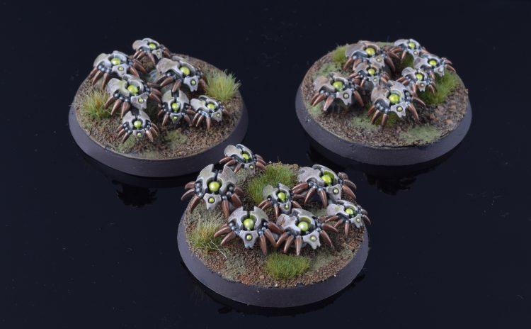 Necron Scarabs