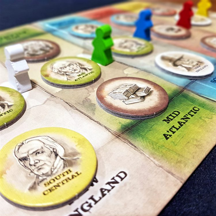 Revolution of 1828 board
