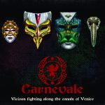 Carnevale: Vicious fighting along the canals of Venice
