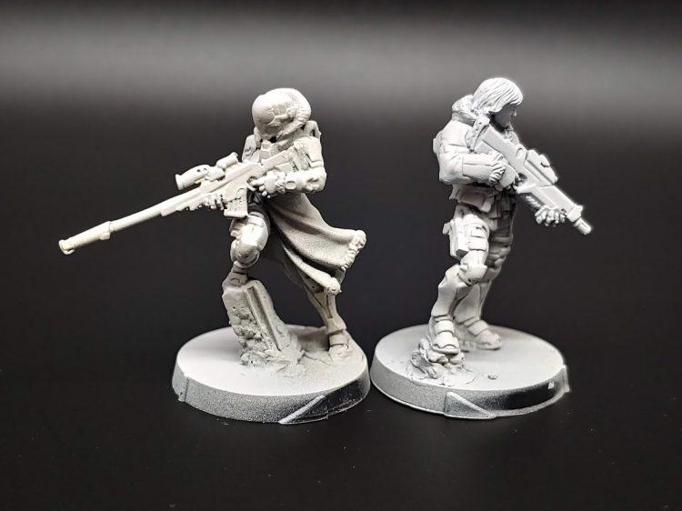 Hùndùn Ambush Unit and Zhanshi