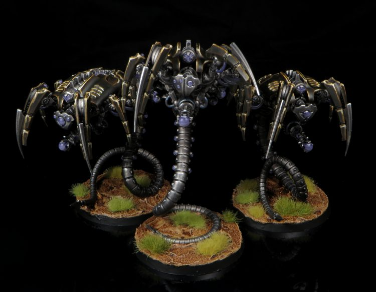 Canoptek Wraiths. Credit: Rockfish