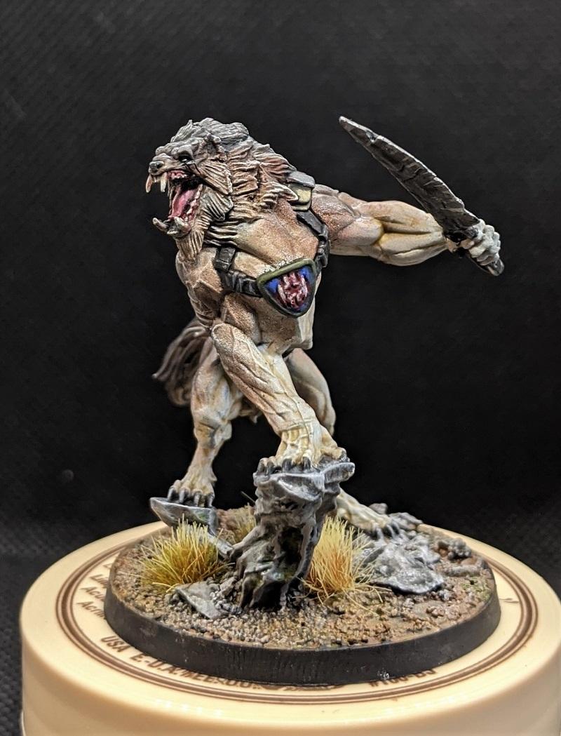 Ariadna Werewolf Boof