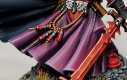 Mephiston's Robes