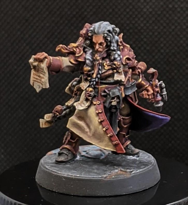 Necromunda Bounty Hunter