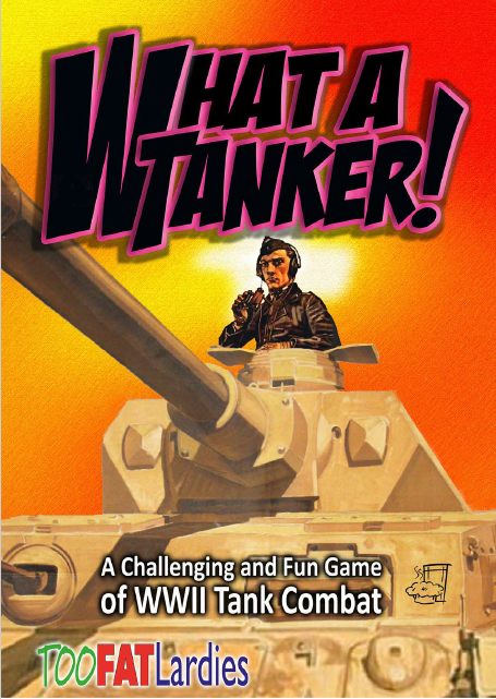 """""""What a Tanker!"""""""