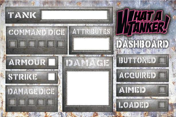 Tank Dashboard