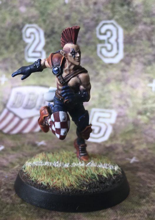 Star Player Eldril Sidewinder - Painted by Jackal