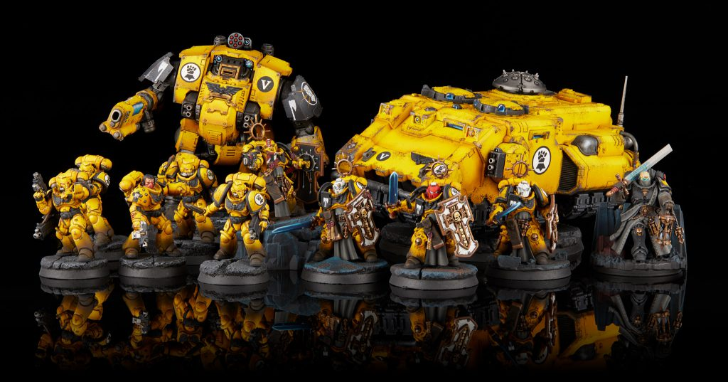 Imperial Fists Patrol Detachment