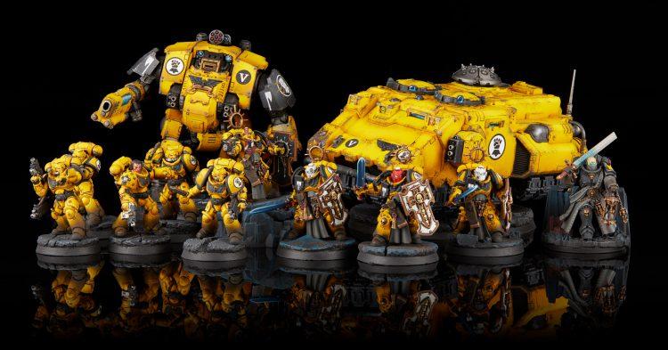 Imperial Fists Patrol Detachment